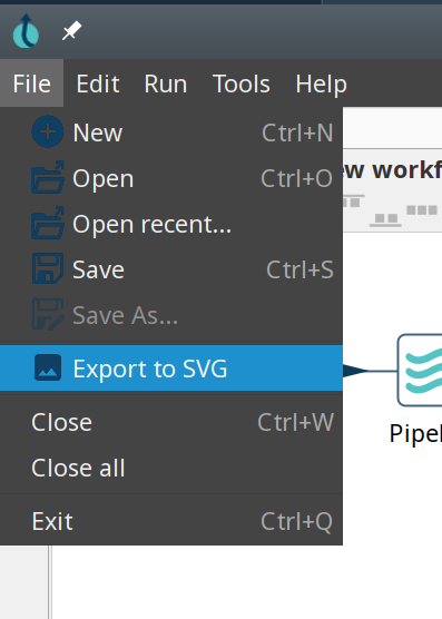 Export To SVG