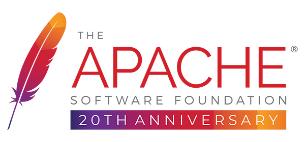 20 years of Apache Software foundation